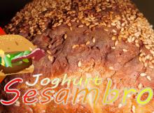 Thumbnail Joghurt Sesambrot