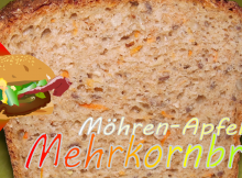 Thumbnail Moehren-apfel-mehrkornbrot